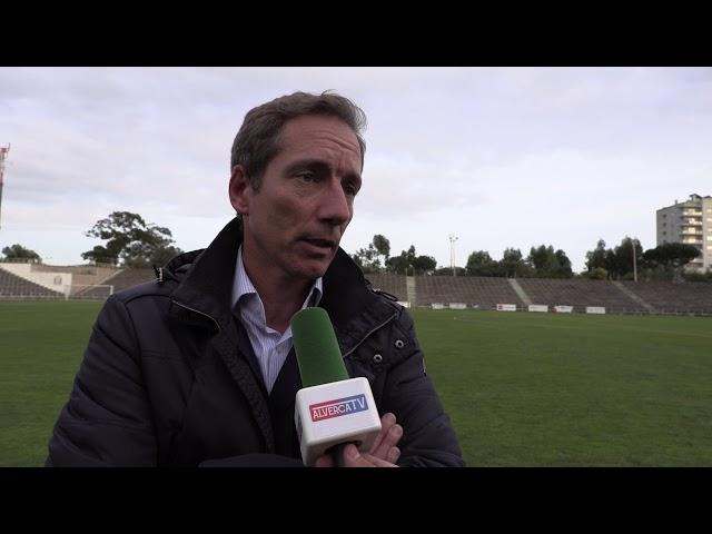 Fabril 0 FC Alverca 2 Flash Interview