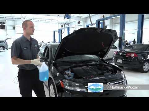 Fluid Check - Springfield, TN - Volkswagen Passat