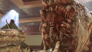 豪华游轮遭遇神秘海上巨兽,整船人都沦为食物!速看科幻电影《极度深寒》