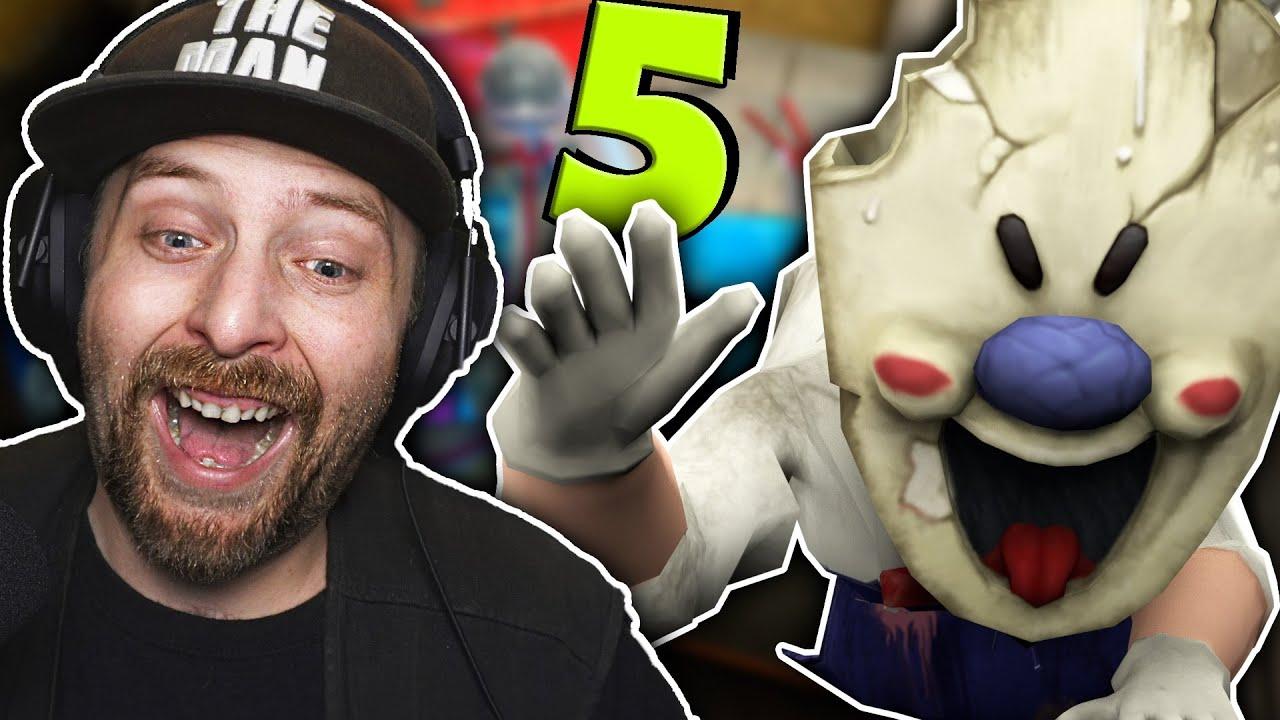 Download ICE SCREAM 5 ist da und es ist GENIAL! | Ice Scream 5