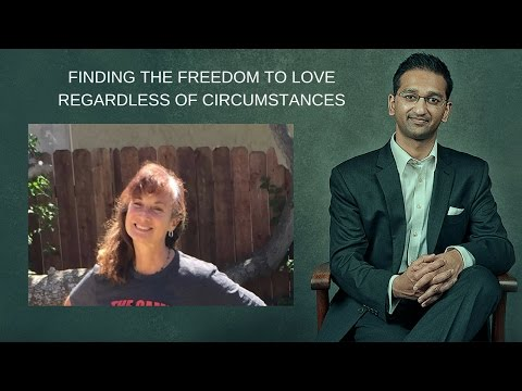 Finding The Freedom to Love Regardless of Circumstances with Wendi Saggesse - The RSP Ep41