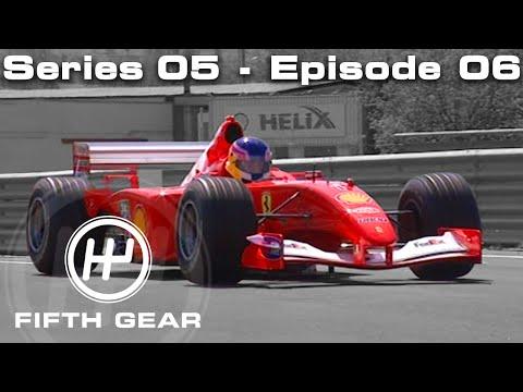 Fifth Gear: Series 5 - Episode 6