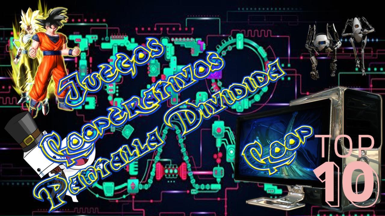 Top 10 Los Mejores Juegos Cooperativo Y Competitivo Local Pantalla