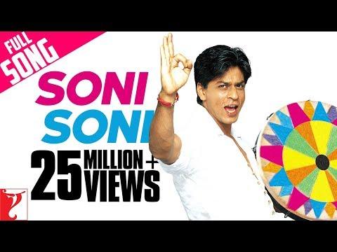 Soni Soni - Full Song (Holi Song) | Mohabbatein | Amitabh Bachchan | Shah Rukh Khan | Aishwarya Rai