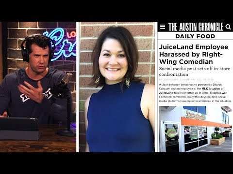 CROWDER CONFRONTS: Lying Journalist Caught!! (Follow up) | Louder With Crowder