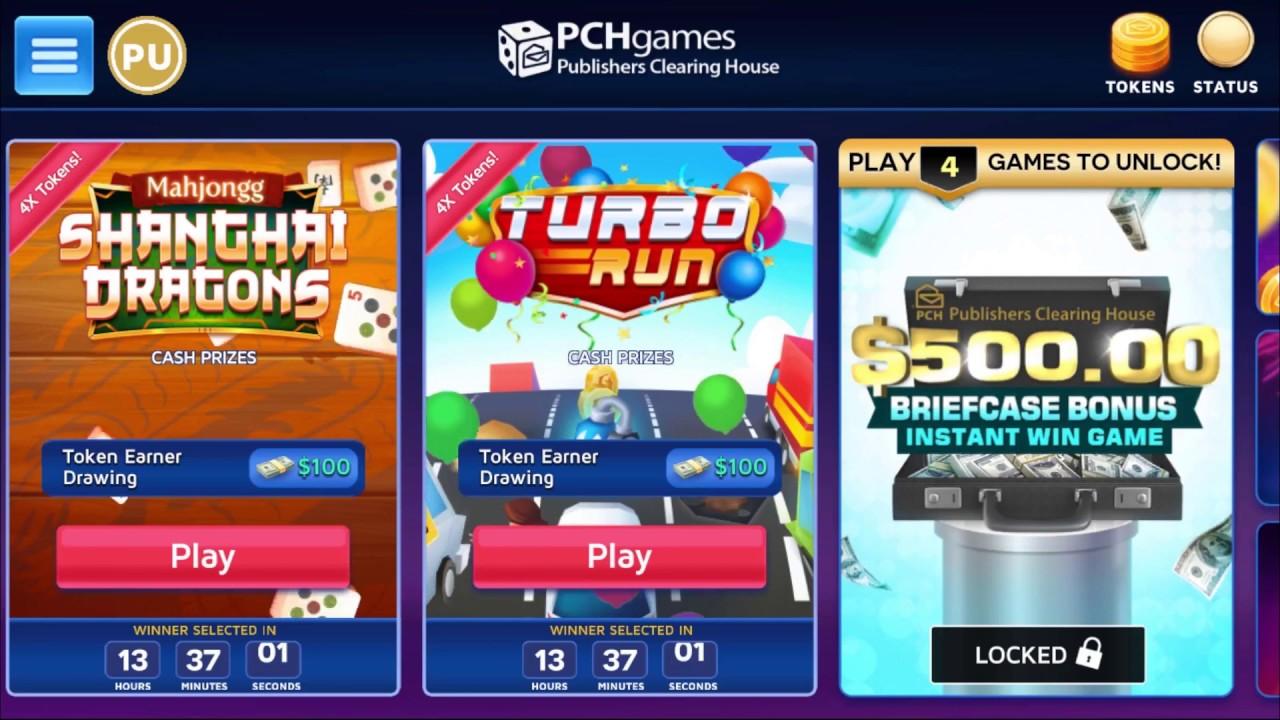 Pch Vip Games