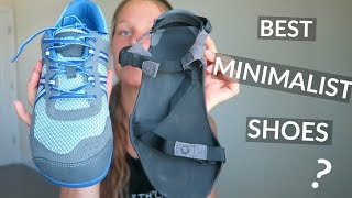 Minimalist Footwear || Xero Shoes (Sandals + Prio) REVIEW