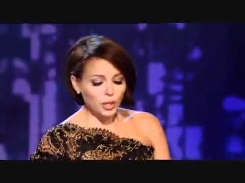 Dannii Minogue on Piers Morgan Life Stories p3