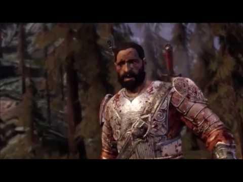 Dragon Age: Origins crack video part 1