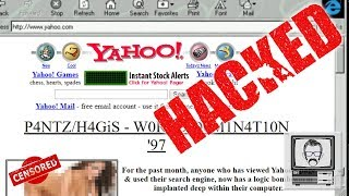 Early Internet Hacks That Caused a Stir | Nostalgia Nerd