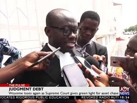 Judgement Debt - The Pulse on Joy News (20-10-17)