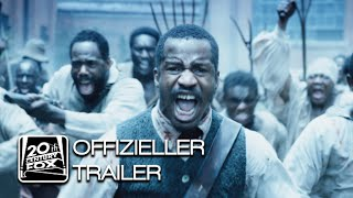 The Birth Of A Nation - Aufstand zur Freiheit | Trailer 1 | HD  Deutsch | Nate Parker