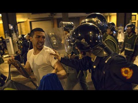 المغرب: الشرطة تفرق اعتصاما احتجاجيا لمدرسين متعاقدين في الرباط  - نشر قبل 3 ساعة