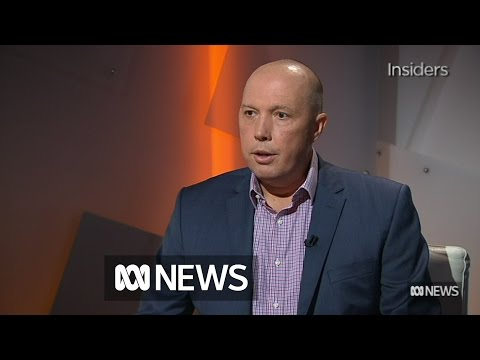 'Of course it is true': Dutton sticks by comments on 5yo and Manus shooting