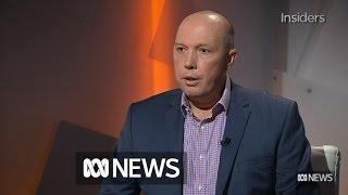 'Of course it is true'  Dutton sticks by comments on 5yo and Manus shooting