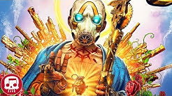 "BORDERLANDS 3 RAP by JT Music & Rockit Gaming - ""Like a Psycho"""