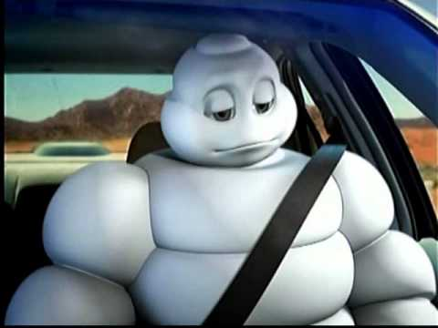 Michelin Man Tyre Tire Advert Commercial Australia Youtube