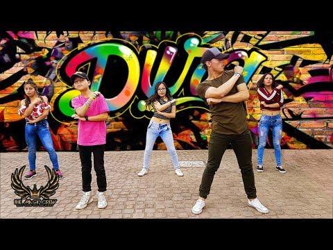 Dura Coreografía - Daddy Yankee | (Dance Video - The Magic Crew )