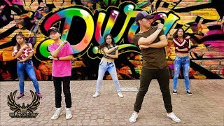 Dura Coreografía - Daddy Yankee | (Dance Video - The Magic Crew )