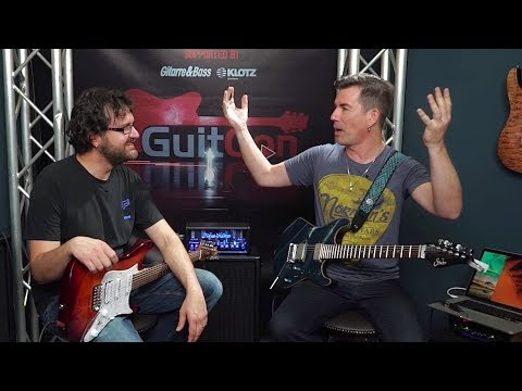 How To Play Melodic Guitar with Pete Thorn GuitCon 2018
