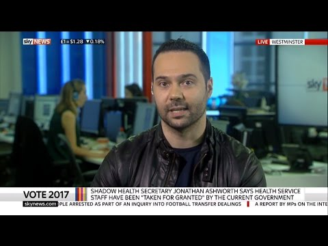 Aaron Bastani discusses Theresa May's terrible PMQs performances