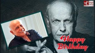 Mahesh Bhatt Birthday Video|Alia Bhatt Father Mahesh Bhatt Biography,Lifestyle ,Career