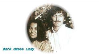 今日 11月29日は ジョージ・ハリスンの命日 生前、彼が 妻(オリヴィア...