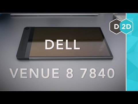 Dell Venue 8 7000 Review