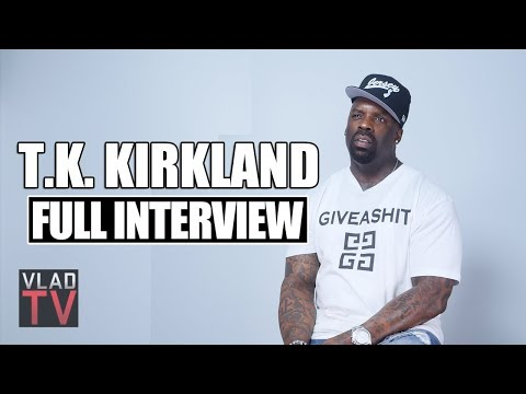 TK Kirkland on Kevin Hart, Nas & Nicki, 21 Savage & Amber (Full Interview)