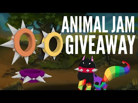 ANIMAL JAM RARE SPIKE GIVEAWAY | CLOSED