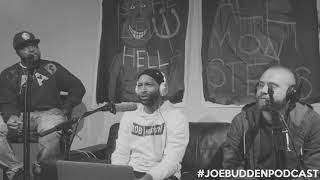 JOE BUDDEN SHITTING ON BIG SEAN + EMINEM ALBUM