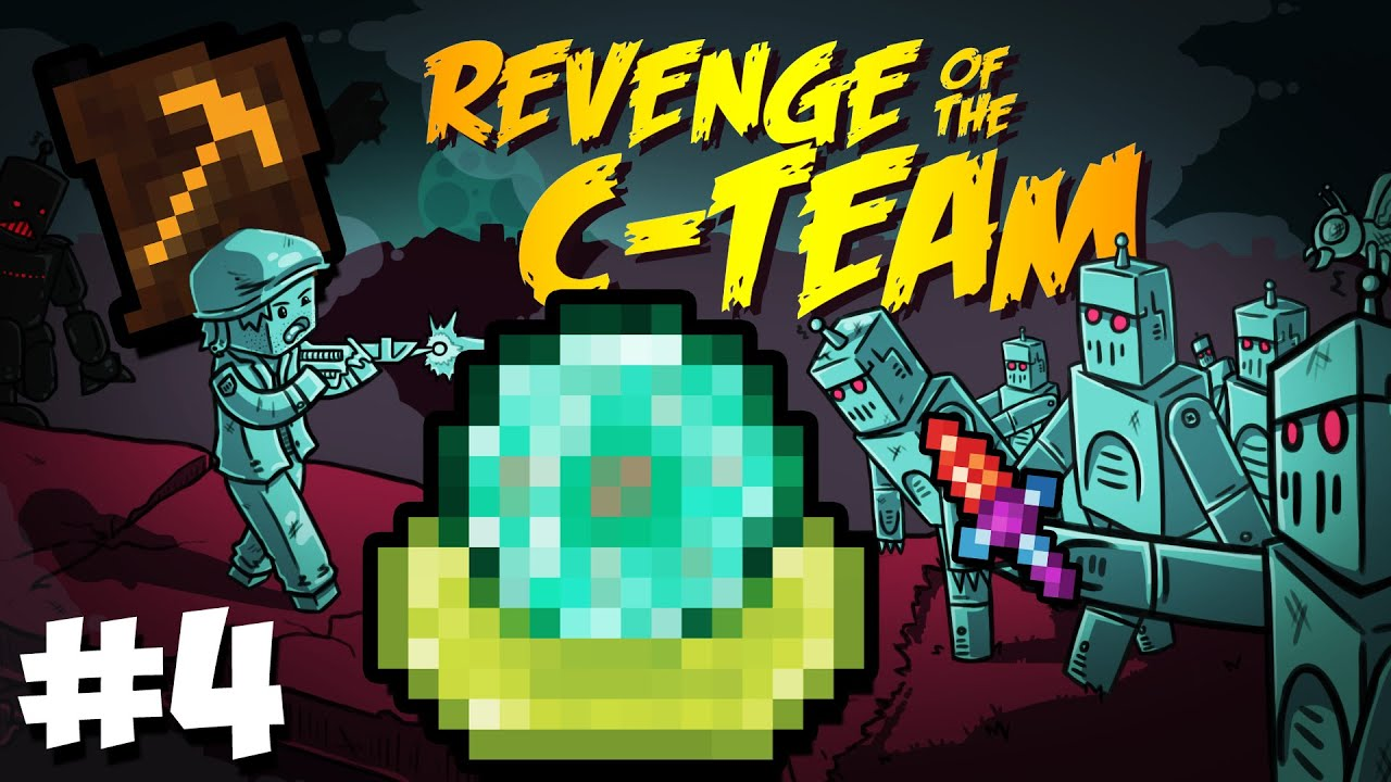 Download Minecraft: BLOOD MAGIC MOD - Revenge of the C-Team Ep. 4