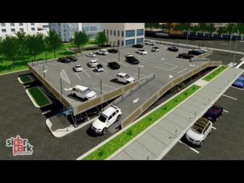 Siderpark - International Service Modular Parking Systems For Bespoke Solutions