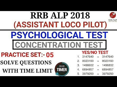 Psycho Test For Alp Ebook