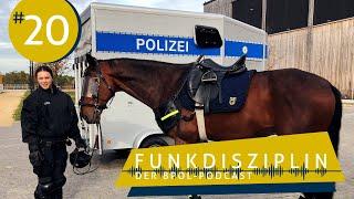 FUNKDISZIPLIN Episode 20: Immer fest im Sattel – die Reiterstaffel der Bundespolizei!