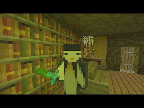 Minecraft Xbox - Murder at Mystery Mansion - I'm the Murderer!
