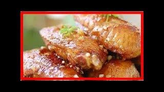 還在吃可樂雞翅?雞翅做法大全,讓你從此愛上雞翅 腰添健 検索動画 28