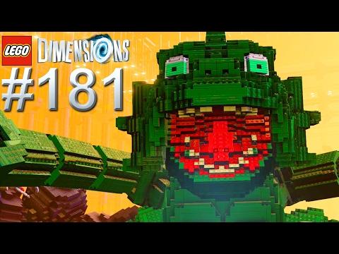 THE LEGO BATMAN MOVIE ★ Das Finale ★ Let's Play LEGO Dimensions #181 [Deutsch]