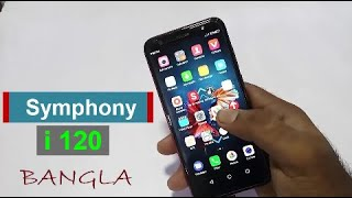Symphony i120 Bangla unboxing review || Hands on review || ARW