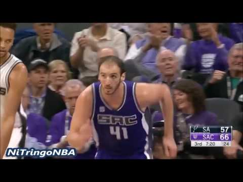 San Antonio Spurs vs Sacramento Kings - Full Game Highlights | October 27, 2016 | NBA Regular Season