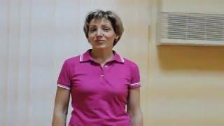 Праздникова Ольга Николаевна отзыв на тренинг по похудению, Томск, апрель июнь 2014,  18 кг