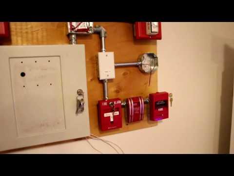 Fire Alarm Demo Board
