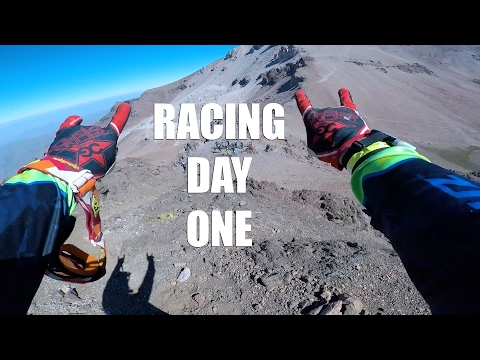 ANDES PACIFICO 2017 Insider Part 2 - First Day of RACING - CG VLOG #72