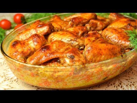 Потрясающий Обед для всей семьи! Самые простые ингредиенты, а результат - обалденный! Мамины рецепты