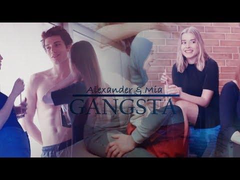 ● Alexander & Mia || GANGSTA [SKAM Germany/ Druck]