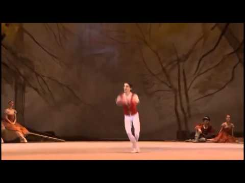 Andrey Bolotin Giselle Peasant 2nd Variation