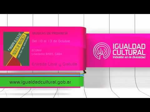 Agenda Igualdad Cultural