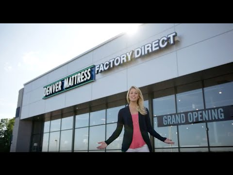 Welcome To The New Denver Mattress Superstore In Madison