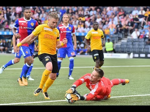 Highlights: BSC Young Boys vs. FC Basel (2:0) - 22.07.2017