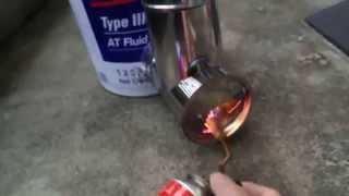 Repeat youtube video 【実験】自作ペール缶ロケットストーブの点火燃焼(字幕付)